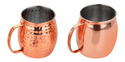 Drink Mug with Copper Coated