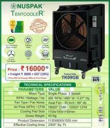 Evaporator Plastic Nuspak TK09GB
