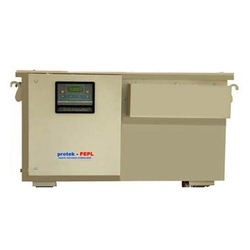 Three Phase Automatic Voltage Corrector