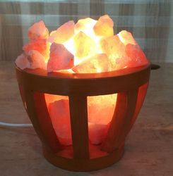 Himalayan Rock Salt Baskets