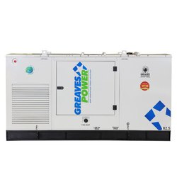 Greaves Power 62.5 KVA Sound Proof Generators Sets