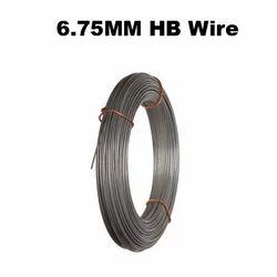 6.75mm Upto 7 Mm 6.75MM HB Wire