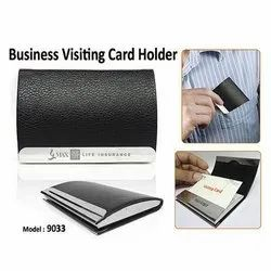 Black Visiting Card Holder