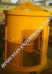 Garbro Type Concrete Tower Crane Bucket Manufacturers