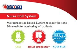 Wired Nurse Call System