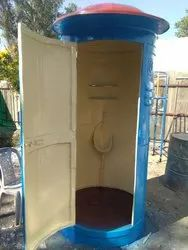 FRP Capsuale Madel Gents Urinal