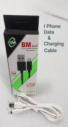 Micro USB Electric iPhone Data Cable