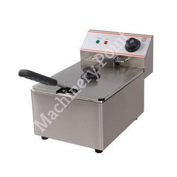 1-Tank 1-Basket Electric Fryer