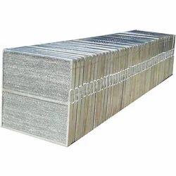 High Velocity Panel Filter