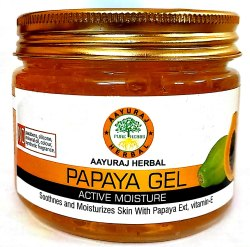 Papaya Facial Gel