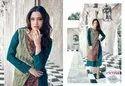 Fancy Casual Wear Colorful Kurti