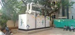GPWII-1010 Greaves 1010 Kva Diesel Generator, 3 Phase