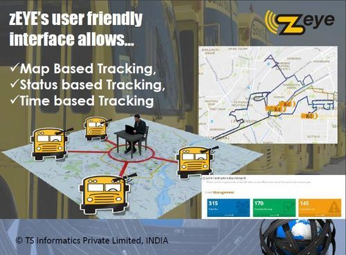School Bus Tracking System At Rs 21900 Unit I P