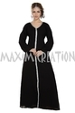 Floor Touch Maxi Abaya