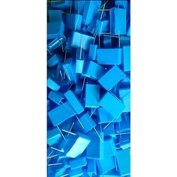 Green Pulse Polyester Capacitor, 0.001mfd To 1000mfd