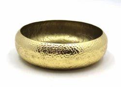 Aluminum Decorative Bowl