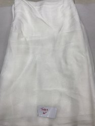 Plain Tabby Silk Fabric, Features: Dyeable, Packaging Type: Lump Form