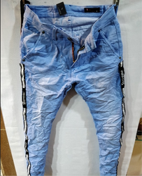 Tommy Side Tape Jeans