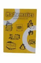 Paperback English NCERT 8th Mathematics Text Book