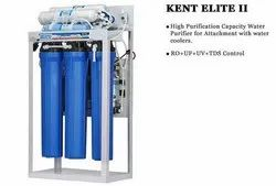 Kent Elite II Mineral RO for Water Cooler