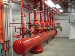 Fire Hydrant System AMC Service
