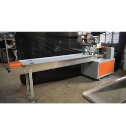 Flow Wrap Machine Imported Model