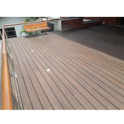 Co Extrusion WPC Decking