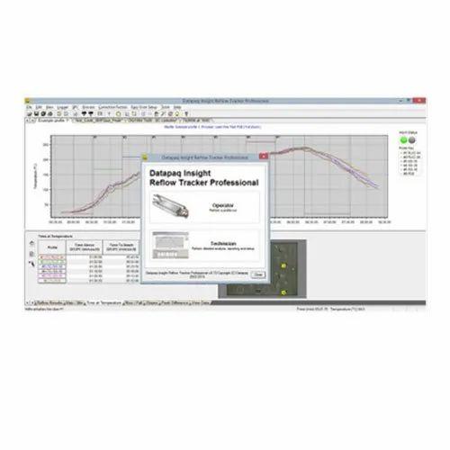 Datapaq Reflow Tracker Thermal Profiling System