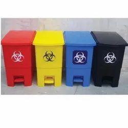 4 Set Medical Waste Dustbin