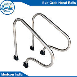 Swimming Pool Ladder - Exit Grab Hand Rails Manufacturer from Delhi