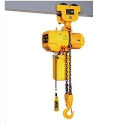 3 Ton Chain Hoist With Central Trolley