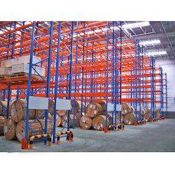 Storack Steel Heavy Duty Pallet Rack, for Warehouse