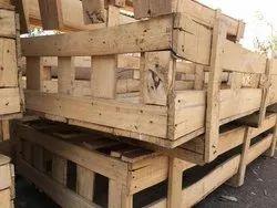Junglewood Polished Rectangle Jungle Wood Packaging Box
