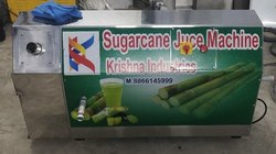 Autometic Sugarcane Juice Machine, For Commercial, Yield: 750