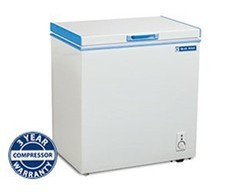 Blue Star Electric Deep Freezer Chest Freezer, Capacity: 200 Ltr