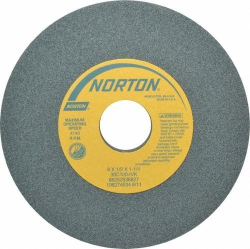 Norton Bench Grinding Wheel For Dry Grinding Rs 350
