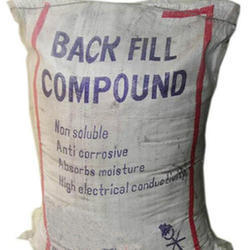 Earthing Back Fill Compound