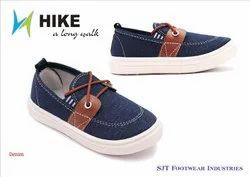 Party Wear Slip On K 2 Children Canvas Shoes, Size: 5s - 10 S