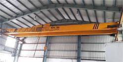 Double Girder Box EOT Crane