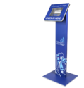 Tablet stand POS Kiosk Floor Stand