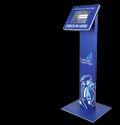 POS Kiosk iPad Floor Stand