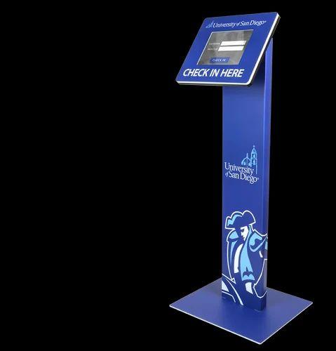 pos kiosk ipad floor stand - Ipad Floor Stand