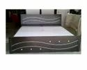 Silver Line Double Bed