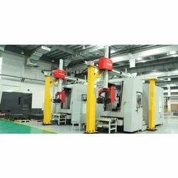 New Automobile Engine Production Line