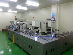 Disposable Medical Syringe Needle Injection Moulding Machine Production Line