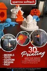 Polyamide (PLA) r&d 3D Printing Service (Job Work), in BHAVNGAR,GUJARAT