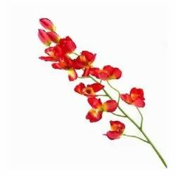 Red Cymbidium Stick