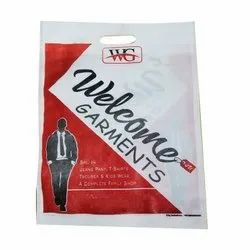 Printed D Cut Garment Bag