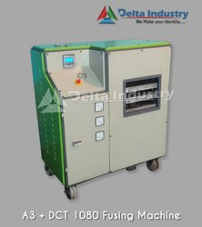 A3 Fully Automatic Card Fusing Machine