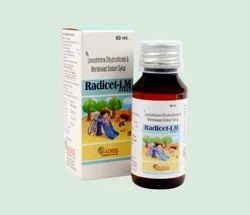 Radicet-LM Syrup